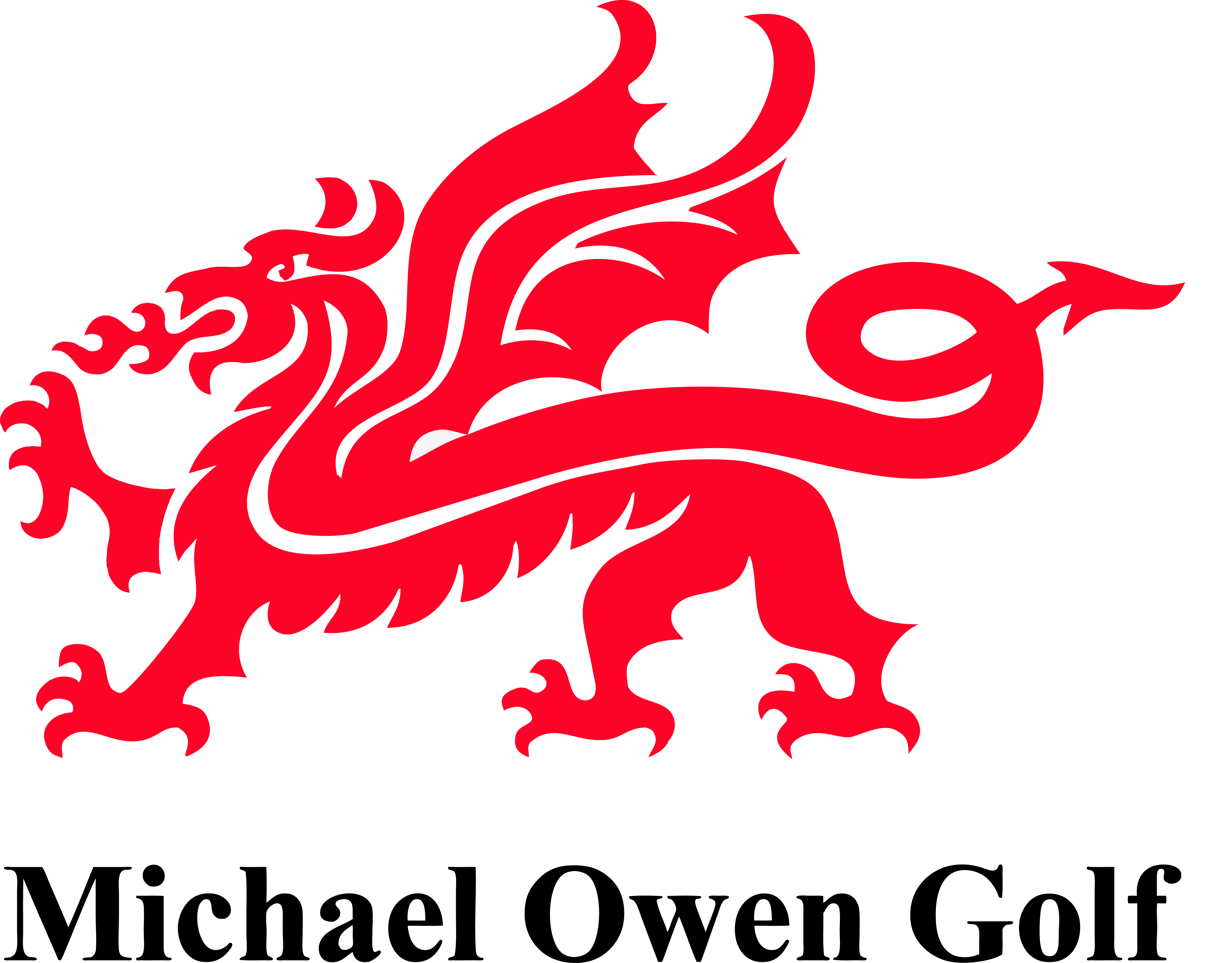 Michael Owen Golf